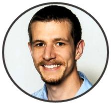 Headshot of Dr. Arnaud Weck