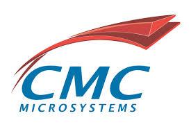 Logo for CMC Microsystems