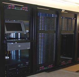 Image de la machine utiliser pour la nanoscience computationnelle
