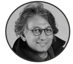Portrait de Dr Ebrahim Karimi
