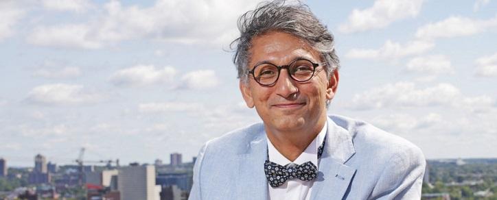 Headshot of Ebrahim Karimi