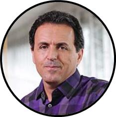 Portrait de Dr Ghassan Jabbour
