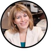 Portrait de Dr Karin Hinzer