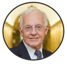 Portrait de Dr Paul Corkum