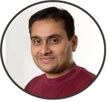 Portrait de Dr Ravi Bhardwaj