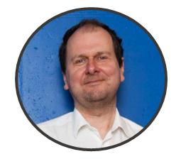 Portrait de Dr Thomas Brabec